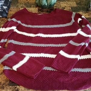 Sweaters - High Low sweater XL
